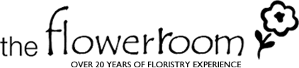 The Flower Room Logo